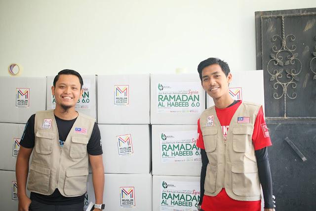 """MVM Relief : Misi Bantuan Ramadan """"Syria, Kami Datang 3.0"""""""