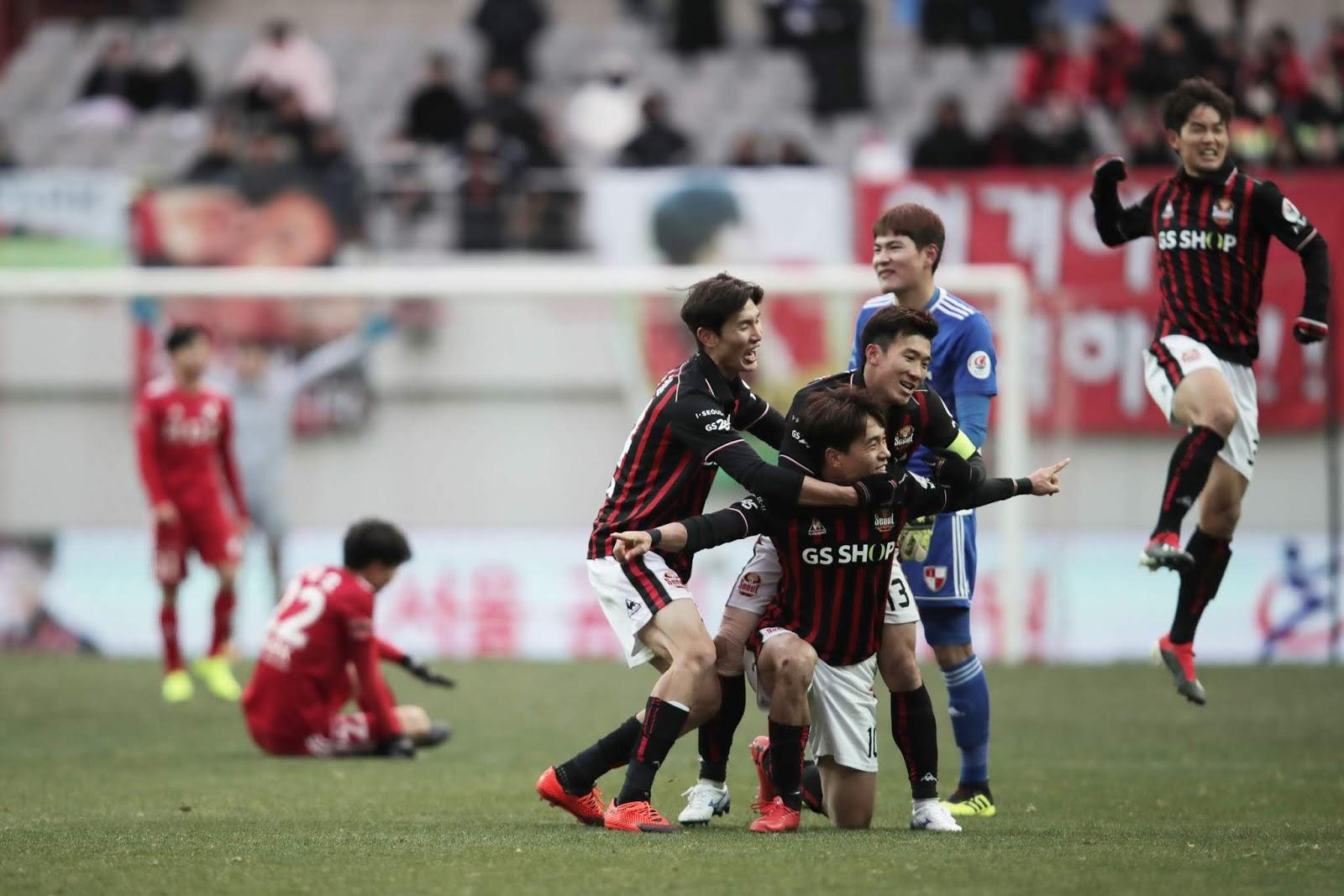 Playoff Final Recap: FC Seoul 1-1 (4-2) Busan IPark