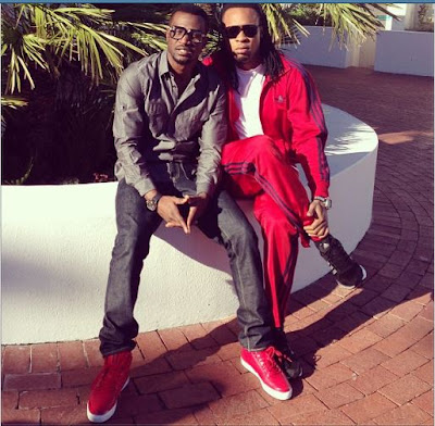 peter okoye flavour gay partners