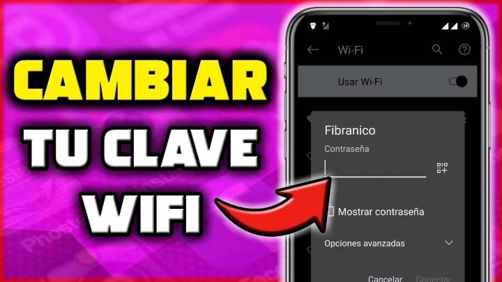 Cómo cambiar la clave WiFi del router desde tu teléfono Android