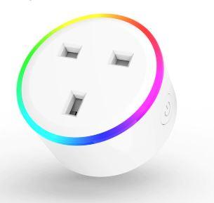 مقبس كهربائي ذكي واي فاي