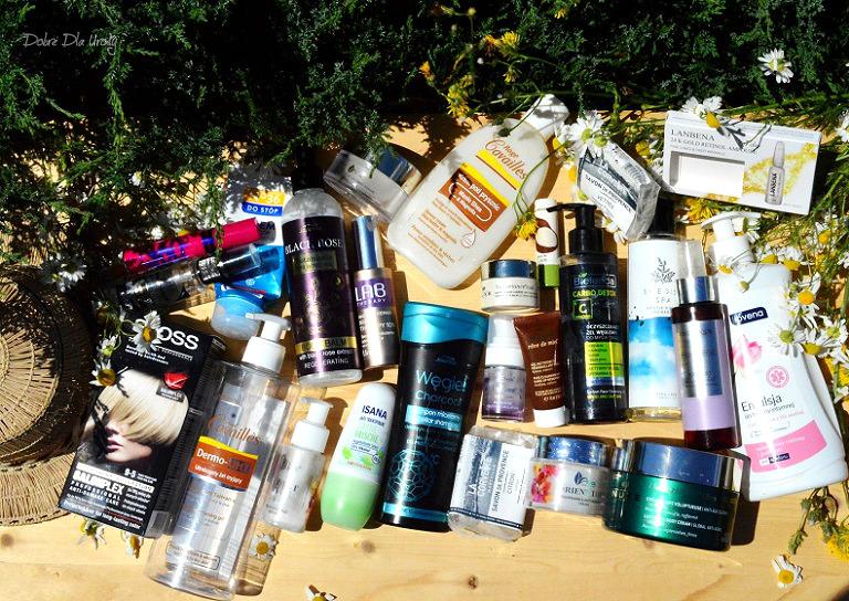 Kosmetyczne zużycia Czerwca - DENKO 2019 w minirecenzjach