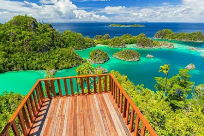 7 Most Beautiful Tourist Attractions in Indonesia