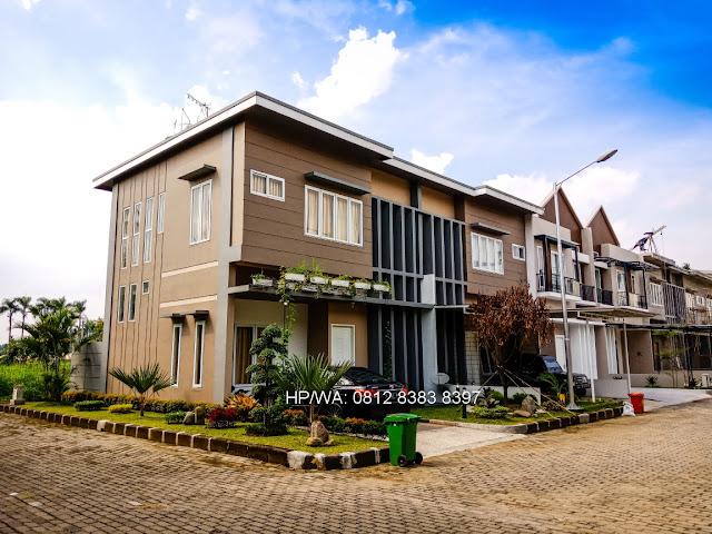 Rumah Mewah Termurah Siap Huni Villa Casa Royale Di Kompleks Royal Sumatera Medan Sumatera Utara