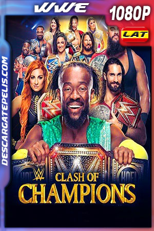 WWE Clash of Champions (2019) Full HD 1080p Latino