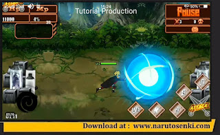 Naruto Senki Strom Generation 2 Mod by Sprisen Production