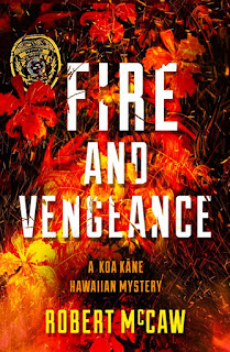 Fire and Vengeance cover