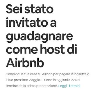 mettere casa su airbnb