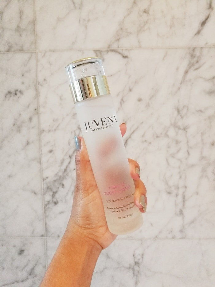 Review: Juvena of Switzerland Miracle Boost Essence