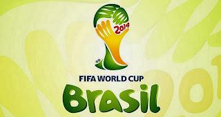 Jadwal Piala Dunia 2014 Brazil | Lengkap