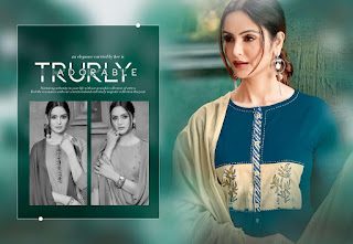 Chhaya Rim Zim Cotton Daily Wear Kurtis Collection