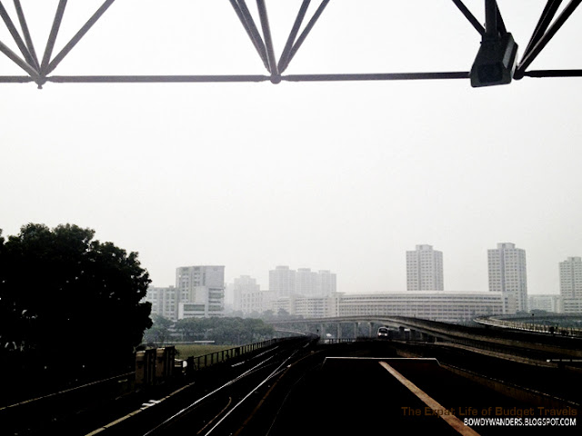 bowdywanders.com Singapore Travel Blog Philippines Photo :: The Great Singapore Haze