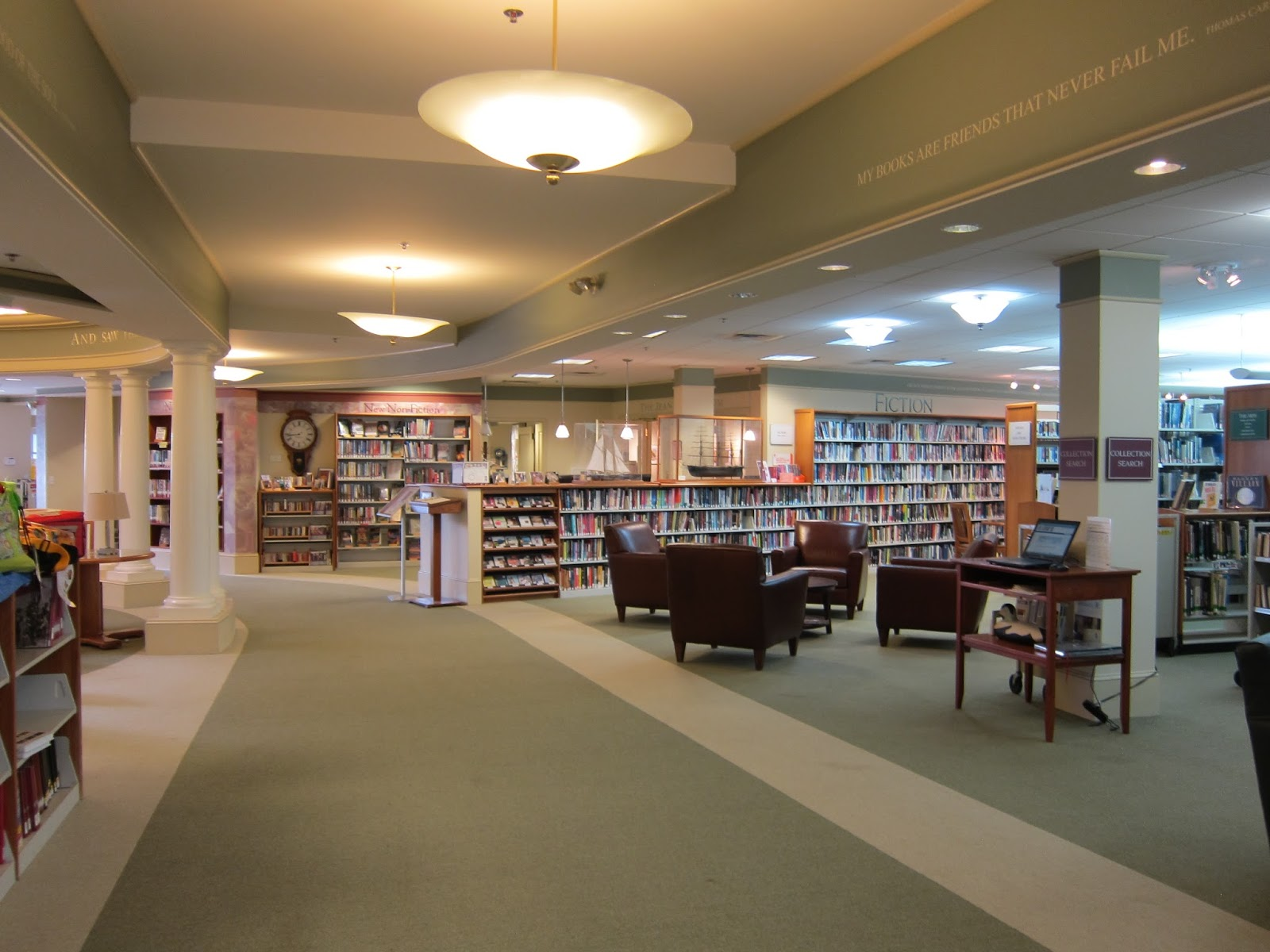 Candidanimal Amazing Small Town Libraries Of Maine