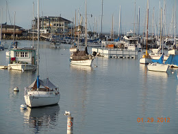 monterey california harbor