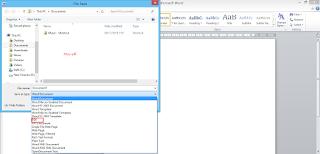 Cara Membuat File PDF dari Microsoft Word 2007 dan 2010 di HP