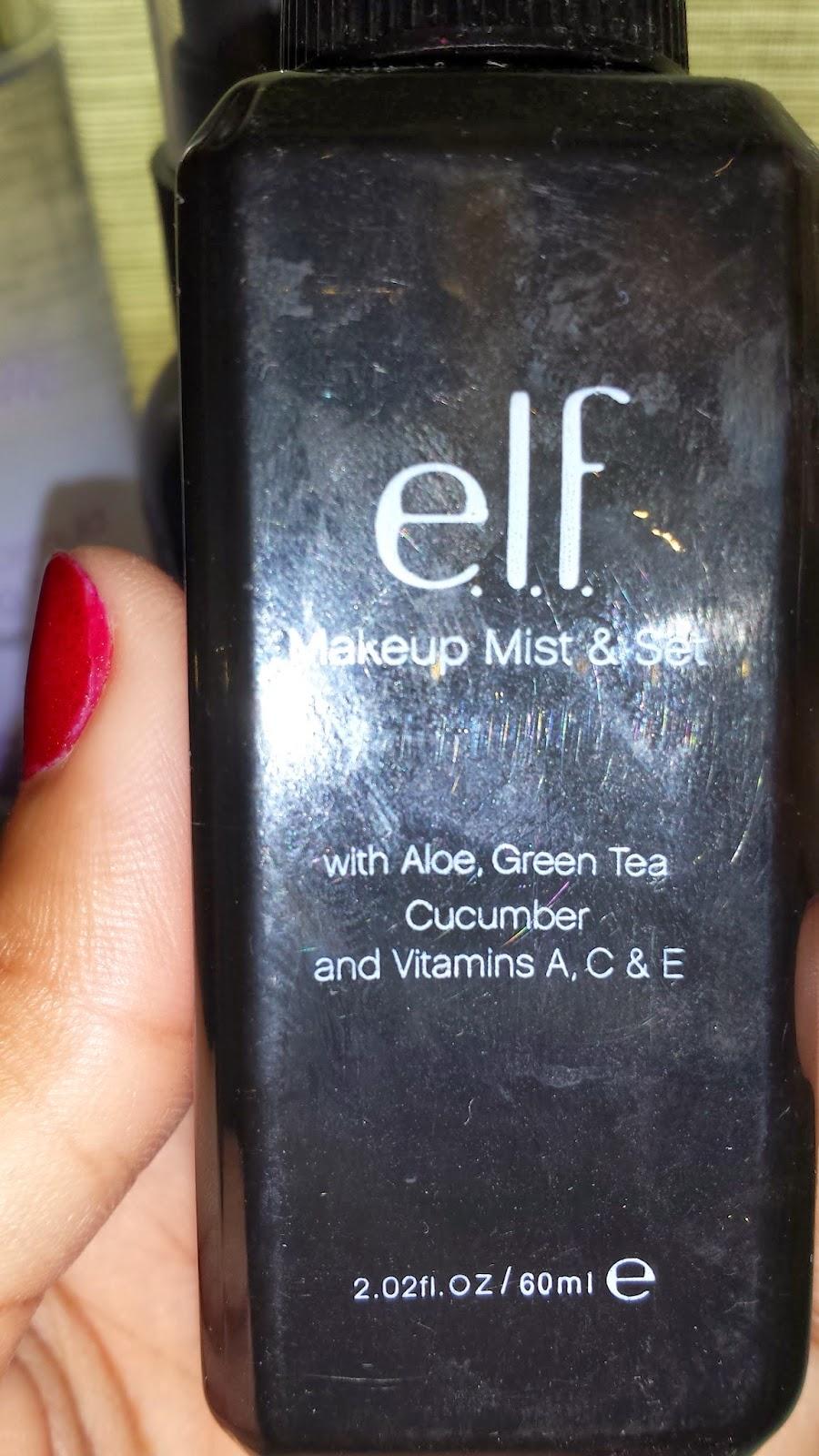 e.l.f Makeup Mist & Set - www.modenmakeup.com