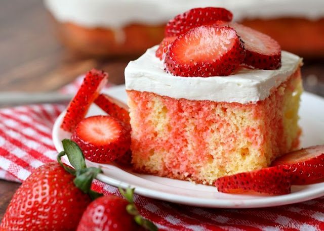 31 fabulous strawberry recipes - celebrate everyone's favorite berry with these fantastic and sweet strawberry recipes!