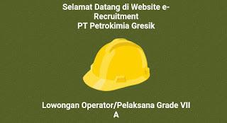 Rekrutmen pt petrokimia gresik 2019