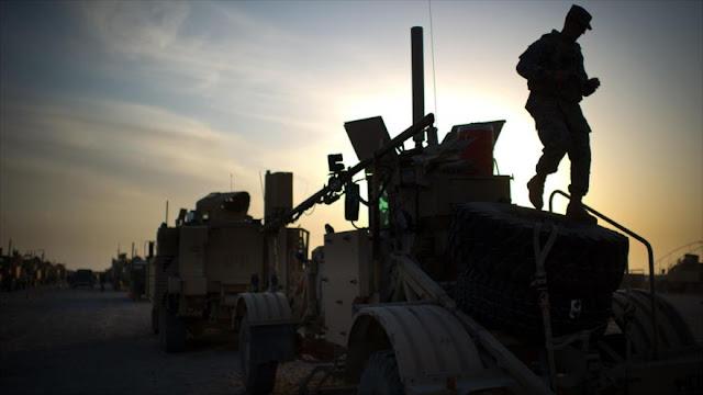 EEUU le está declarando la guerra a Irak al no evacuar sus tropas