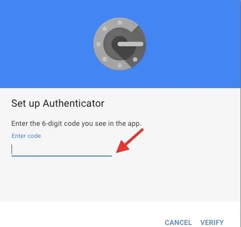 شرح نقل حساب Google Authenticator إلى ايفون جديد