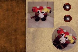 hoofer moolove crochet funmigurumi bull