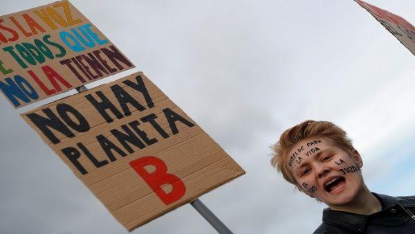 Movimientos medioambientales rechazan último borrador de COP25