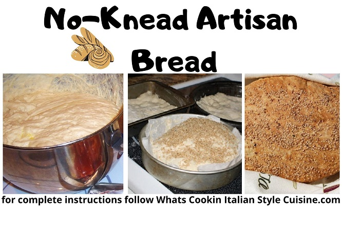 how to make Artisan bread