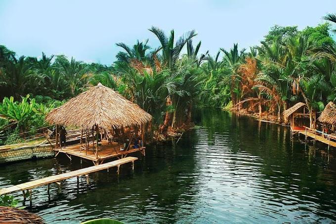 Wisata Kedung Sari (WKS) Merakurak Sumber Air Alami Yang Eksotik Untuk Selfi