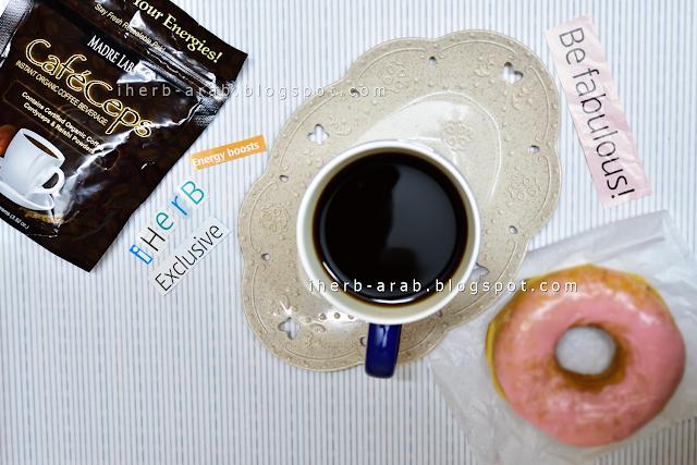 تجربتي وشكل قهوة اي هيرب وفوائدها
