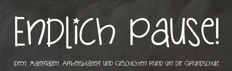 Endlich Pause 2.0 Blogspot