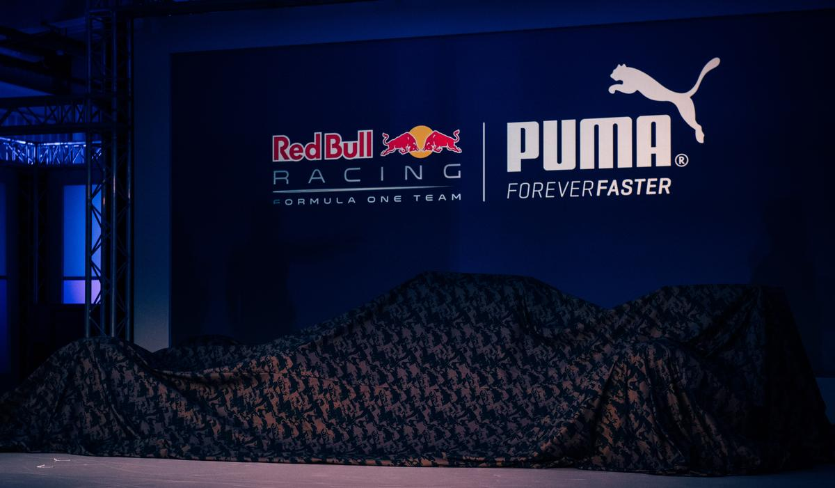 red bull racing x puma team kit and livery launch. Black Bedroom Furniture Sets. Home Design Ideas