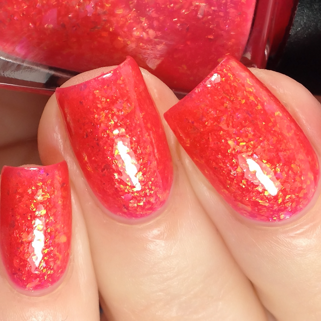 Lollipop Posse Lacquer-To San Antonio, With Love