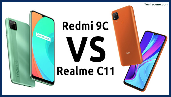 مقارنة Realme C11 ضد Redmi 9C | من الأفضل؟