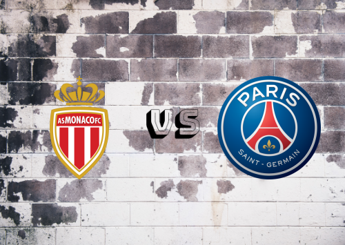AS Monaco vs PSG  Resumen y Partido Completo