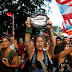 Protestan en Puerto Rico contra posible sucesora de Rosselló, Wanda Vázquez