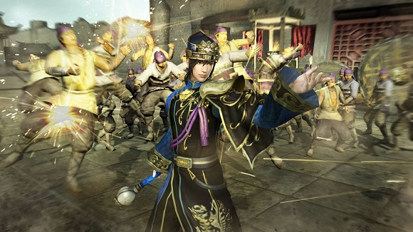 Download Dynasty Warriors 8 Empires Pc Game Full Crack