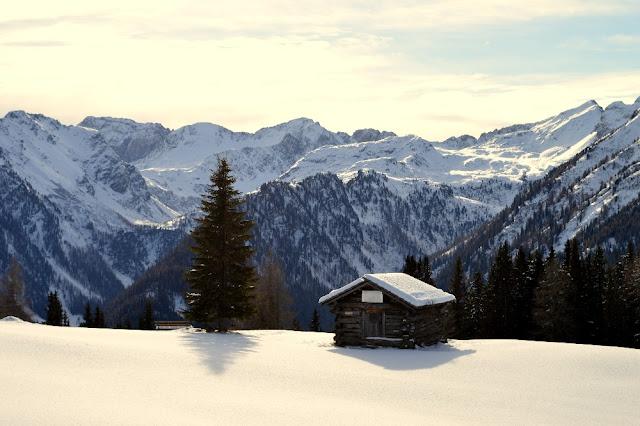 inverno se non si sa sciare