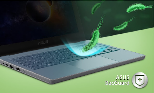 Asus BR110 BacGuard