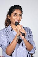 Poojita Super Cute Smile in Blue Top black Trousers at Darsakudu press meet ~ Celebrities Galleries 008.JPG