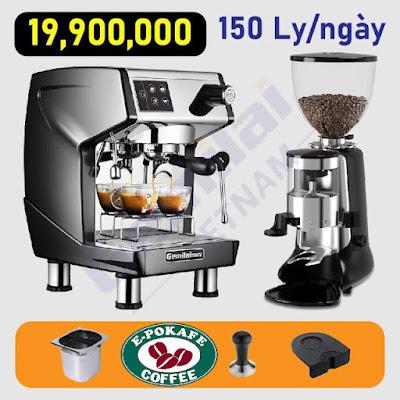 Máy pha cafe CRM 3200B, máy xay cafe HC600, máy pha cafe take away, máy pha cafe giá rẻ, sửa máy pha cafe, cafe rang xay, cafe nguyên chất, Gemilai,