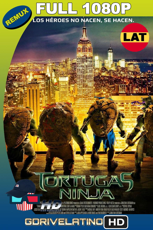 Tortugas Ninja (2014-2016) [Duología] BDRemux FULL 1080p Latino-Ingles MKV
