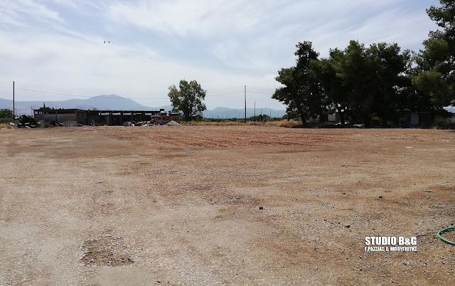 Προχωρούν εντατικά οι εργασίες για την ανέγερση του κολυμβητηρίου στο Άργος