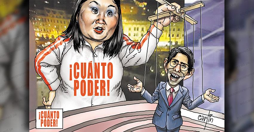 Carlincaturas Jueves 8 Julio 2021 - La República