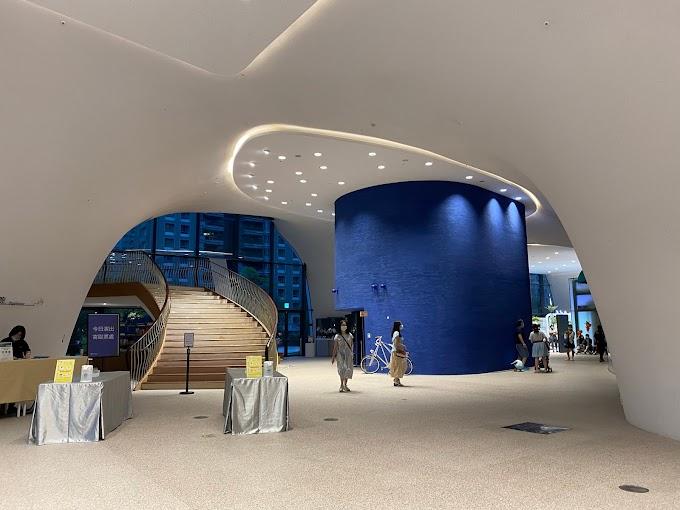 台中西屯-臺中國家歌劇院-日本建築師伊東豊雄設計-National Taichung Theater