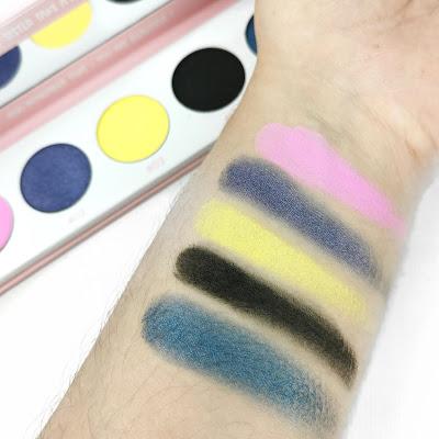 miyo makeup paleta 26 funky eyes