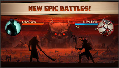 Game Fighting Offline Terbaik Shadow Fight 2 APK MOD