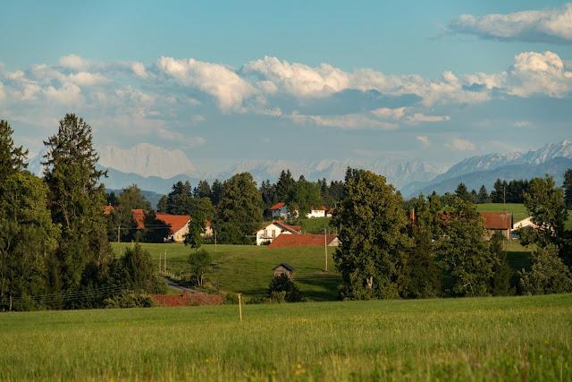 Wandertrilogie Allgäu | Etappe 09 Altusried-Schmidsfelden - Wiesengänger Route 07