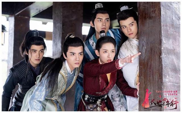 Trường An Thiếu Niên Hành - The Chang'an Youth (2020) Big