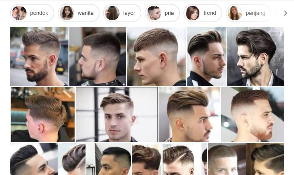 Ide Gaya Model Rambut Terbaik Tahun Ini Kanalmu