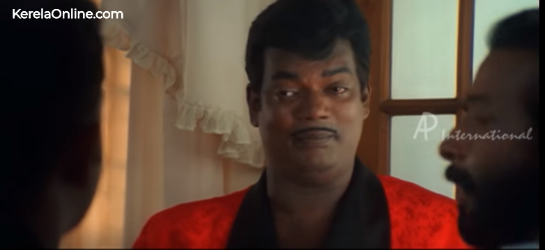 Plain Meme Of Pulival Kalyanam Movie Manavalan Salim Kumar